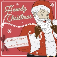 Hailey Whitters and Scarlett Burke Pair for Holiday Collaboration 'Howdy Christmas' Photo