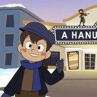 New Musical A HANUKKAH CAROL Debuts First Look and Listen With Michael James Scott, B Photo