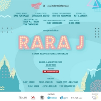 BWW Review: #MusikalDiRumah RARA J's Hip Story and Visuals Updates the Folktale for t Photo