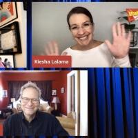 VIDEO: Van Kaplan & Kiesha Lalama Give a Sneak Peek of the Jimmy Awards on Backstage  Photo