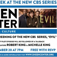 The Sheen Center to Host Exclusive Advanced Screening of New CBS Series EVIL Photo
