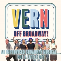 VERN Will Open Off-Broadway This Week