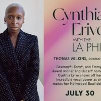 Cynthia Erivo at the Hollywood Bowl Photo