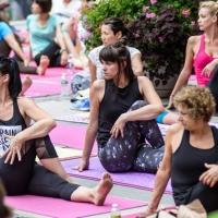 Bryant Park's Renowned Free Yoga Classes Return June 16 Photo