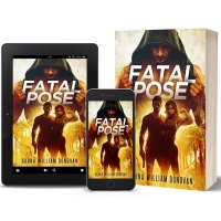 Barna William Donovan Releases New Mystery Novel FATAL POSE Photo