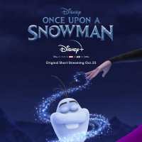 Olaf's Previously Untold Origins Will Be Revealed in New Short ONCE UPON A SNOWMAN Photo