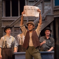 BWW Review: NEWSIES at Nebraska Wesleyan Theatre is Flippin' Fun!