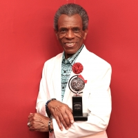VIDEO: André De Shields Visits Backstage LIVE with Richard Ridge- Wednesday at 1pm! Photo