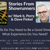 L.A. Writers Center Announces Webinars BY Writers FOR Writers Photo