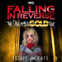 Falling In Reverse Announce 'The Drug in Me Is Gold' Tour