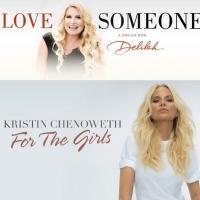 Kristin Chenoweth Joins Delilah for LOVE SOMEONE Podcast Photo