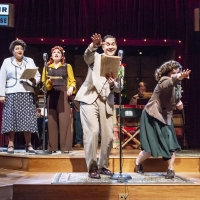 BWW Review: THE BISHOP'S WIFE: A LIVE RADIO PLAY at Taproot Theatre Is a Perfect Blen Photo
