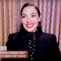 VIDEO: Gal Gadot Talks About Filming WONDER WOMAN 1984 In Extended Interview on TODAY Photo