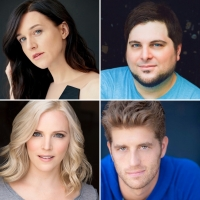Lena Hall, Tim Realbuto, Katie Rose Clarke, and Jonah Platt Will Lead Actors Fund Benefit Reading of Neil LaBute's THE SHAPE OF THINGS