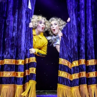 BWW Review: MAGIC GOES WRONG, Vaudeville Theatre Photo