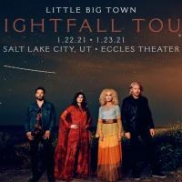 Little Big Town ReschedulesDates ForSalt Lake City