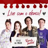 Guilherme Brumatti Se Une Ao Elenco De A GAROTA INVISIVEl Em Live Nesta Quinta-Feira Photo