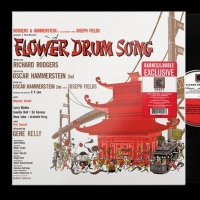 Original Cast Recording of FLOWER DRUM SONG Released Today as 2-LP Set Album