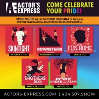 Actor's Express Announces Pride Nights For Season 32 Photo