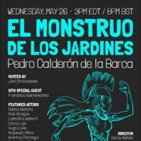 Cast Announced for EL MONSTRUO DE LOS JARDINES Presented by Reading Greek Tragedy Onl Photo