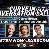 New CURVE IN CONVERSATION Podcast Now Live Photo