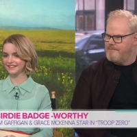 VIDEO: Watch Jim Gaffigan & Grace Mckenna Interviewed on TODAY SHOW Video