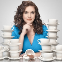 The Marsh Presents Antonia Kasper's 45 COFFEE DATES Photo