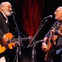 Peter Yarrow and Noel Paul Stookey Come to SOPAC Photo