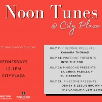 City Plaza Lunchtime Concert Series Continuing Through July Photo