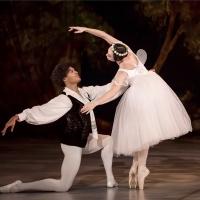 BWW Review: Cape Town City Ballet's Double Bill of INGOMA / LES SYLPHIDES Set to Enchant a Photo