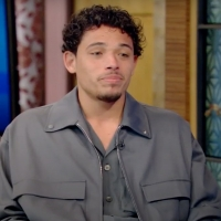 VIDEO: Anthony Ramos Talks About Filming IN THE HEIGHTS on LIVE WITH KELLY AND RYAN! Photo