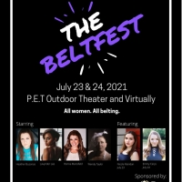 The Garden Theatre Will Return This Month With Cabaret Performance THE BELTFEST Photo