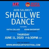Katya Collazo and Adam Davenport Will Star in SHALL WE DANCE For the Bridge Arts Fest Photo