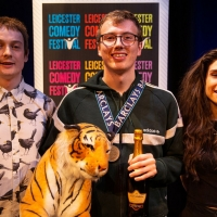 Eric Rushton Has Won The Leicester Mercury Comedian Of The Year 2020 Competition