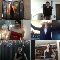 VIDEO: Teenagers Unite to Build a Virtual Prom with Members of Broadway Cast of THE P Photo