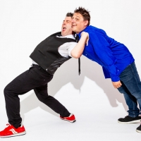 NBC 'Bring The Funny' Finalists THE CHRIS AND PAUL SHOWto Perform At Steel City Improv Theater in February