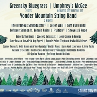 Northwest String Summit Adds Leftover Salmon, Shovels & Rope, Goose, & More