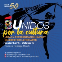 Ballet Hispánico Celebrates Hispanic Heritage Month With #BUnidos Por La Cultura Photo