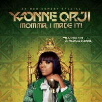 VIDEO: HBO to Debut YVONNE ORJI: MOMMA, I MADE IT! This June Photo