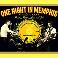 ONE NIGHT IN MEMPHIS is Coming to Metropolis Performing Arts Centre Photo