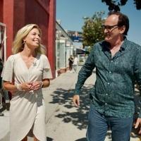 Quentin Tarantino Opens Up About Fatherhood on CBS SUNDAY MORNING Photo