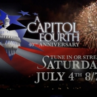 A CAPITOL FOURTH Will Be Presented Virtually, Hosted by John Stamos and Vanessa Willi Photo