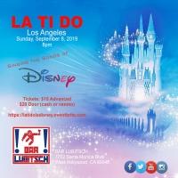 La Ti Do Cabaret Presets An Evening Of Disney Photo