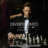 DIVERTIMENTO With Kellan Lutz Wins At Paris Art And Movie Awards Photo