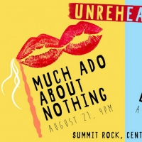 Barefoot Shakespeare Company Presents UNREHEARSED! MUCH ADO ABOUT NOTHING and LOVE'S  Photo