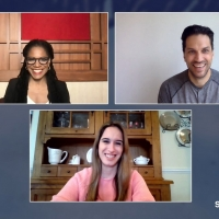 VIDEO: Audra McDonald & Will Swenson, Phillipa Soo & Steven Pasquale and More Talk Spectru Photo