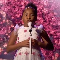 VIDEO: Nine-Year-Old Opera Singer Victory Brinker Made History on AMERICA'S GOT TALEN Photo