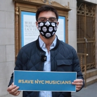 NYC Musicians' Union, AFM Local 802, Announces #SaveNYCMusicians Campaign Photo
