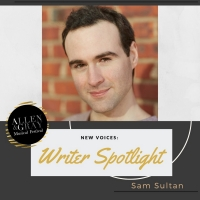 Sam Sultan Featured By Allen And Gray on NEW VOICES CABARET Photo