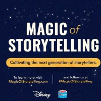 Disney Kicks Off the 2021 Magic of Storytelling Campaign in Collaboration With First Photo